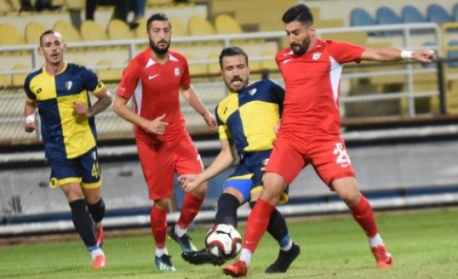 Ci Group Buca: 4 - Çankaya Futbol Kulübü: 2