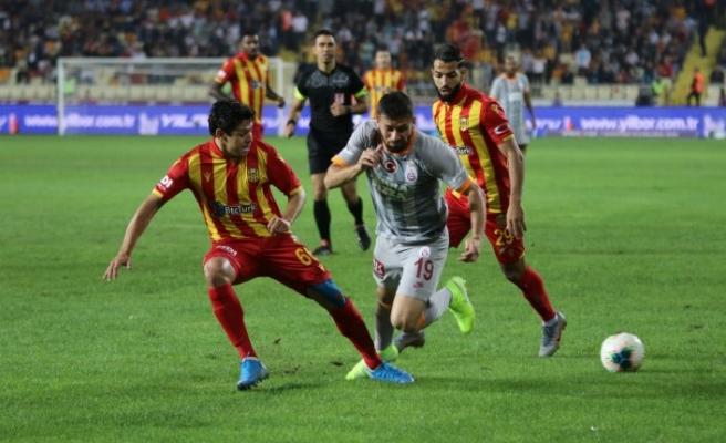 Galatasaray 89'da yıkıldı