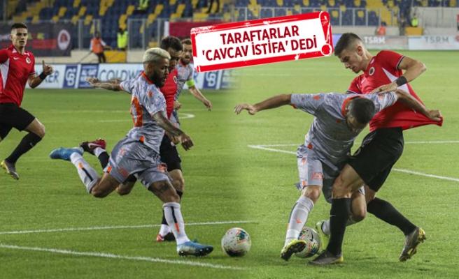 Gençlerbirliği: 1 - Medipol Başakşehir: 2