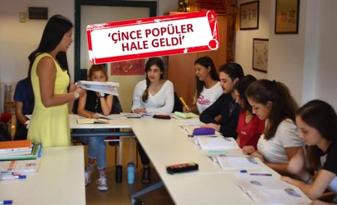İzmir'de Çince eğitime yoğun ilgi