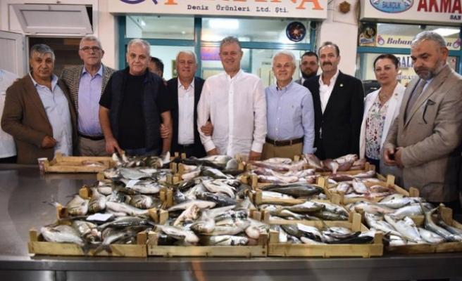 İzmir'de de balık avı sezonu açıldı