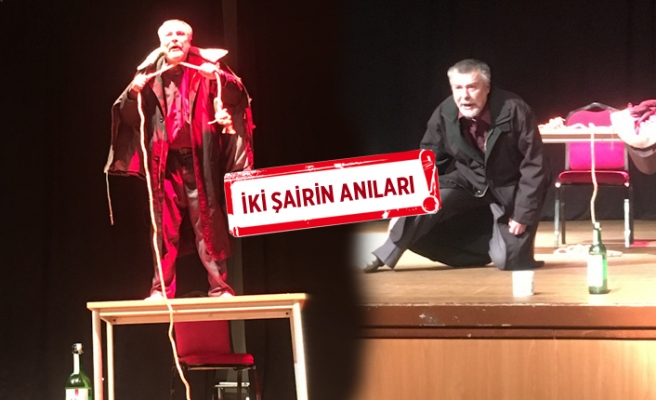 İzmirli sanatseverler tiyatroya doyacak