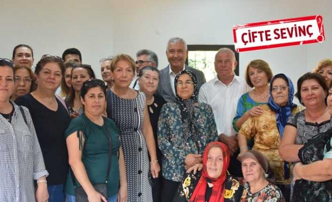 Kadın Danışma Merkezi Açılışında Kemalpaşa'ya Üniversite Müjdesi