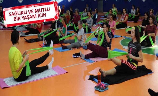 Karşıyaka'da 'Sabah Sporu' sezonu başlıyor