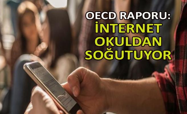 OECD raporu: İnternet okuldan soğutuyor