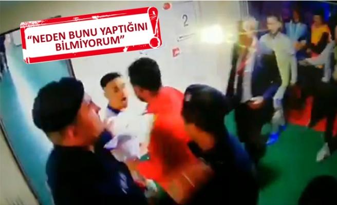 Altınordu Teknik Direktörü Eroğlu'na, eski oyuncusundan maç sonu saldırı girişimi
