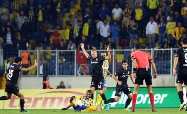 Beşiktaş üç puana yine kavuşamadı