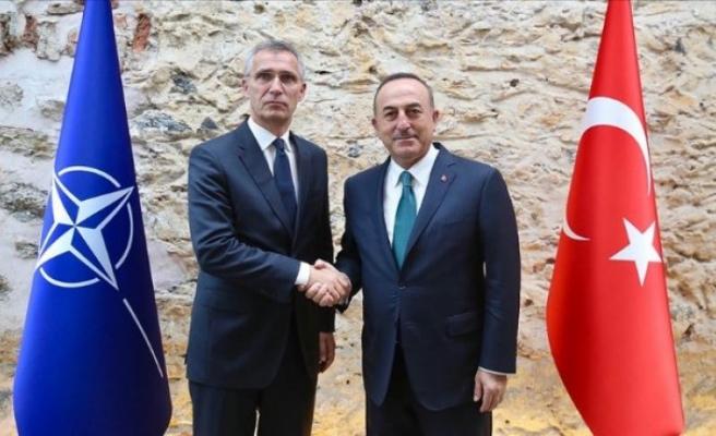 Çavuşoğlu-Stoltenberg zirvesi sonrası kritik mesajlar