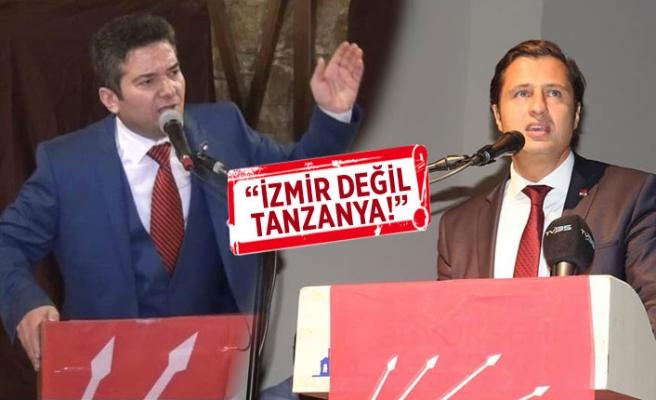 CHP'de eski ilçe başkanından İl Başkanı Deniz Yücel'e sert eleştiri!