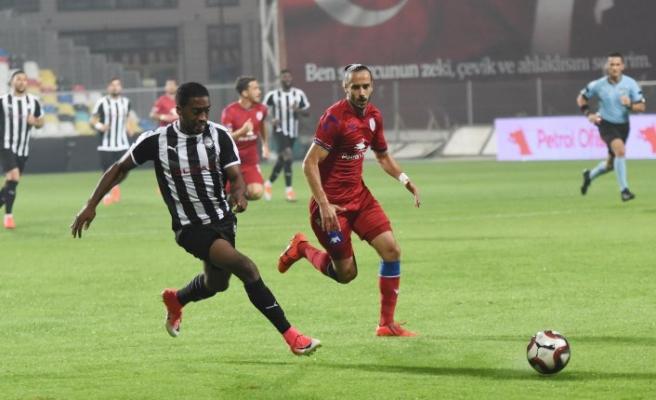 Dev derbi sona erdi: Altay, Altınordu'yu 3-0 mağlup etti