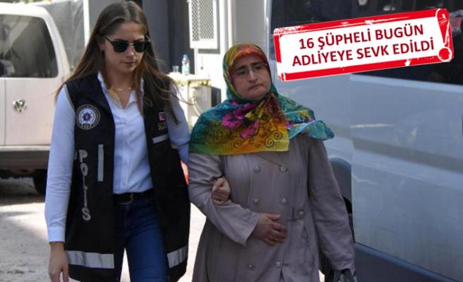FETÖ'nün Türkiye imamı Mustafa Özcan'ın kızı adliyede