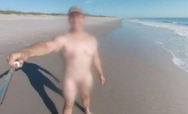 Google Maps'te çıplak adam şoku