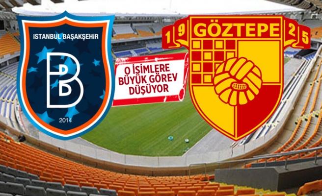 Göztepe, Başakşehir'i eski silahlarıyla vuracak!