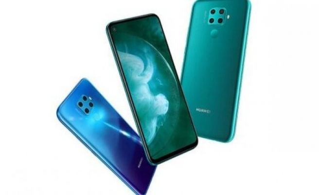 Huawei'den 4 kameralı telefon