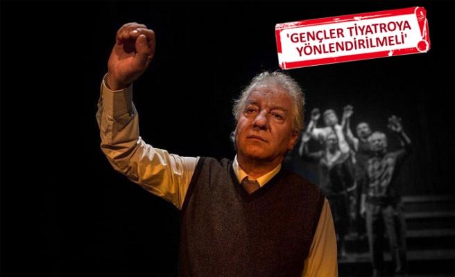 İzmir Devlet Tiyatroları 'Arf Sabiti' ile perdelerini açıyor