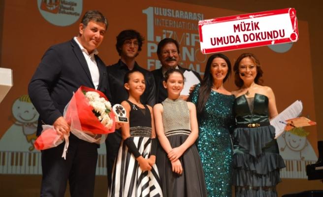 İzmir Piyano Festivali finali gerçekleşti