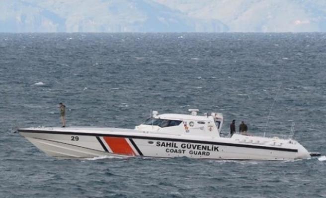 İzmir sularında 11 hayat kurtaran operasyon