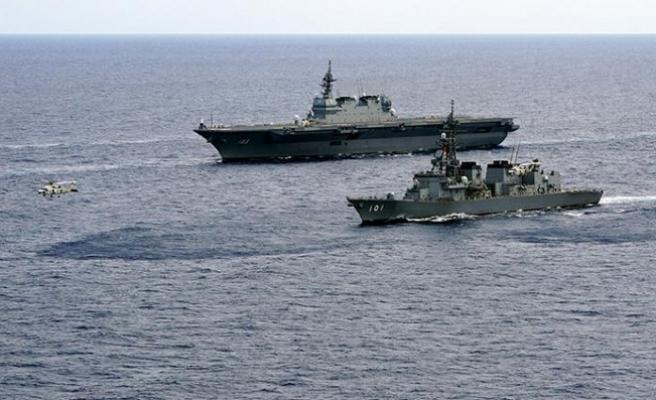Japonya gemilerini korumak için Orta Doğu'ya asker göndermeyi planlıyor