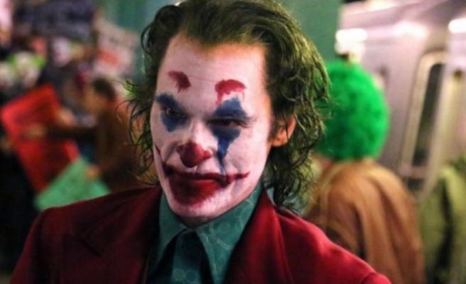 Joker filminde skandal detay!