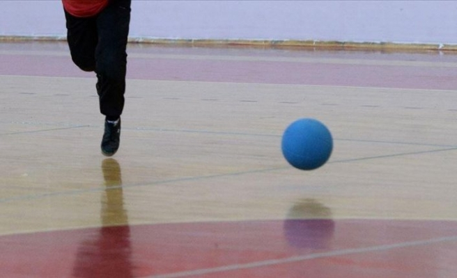 Kadın Golbol Milli Takımı Avrupa şampiyonu