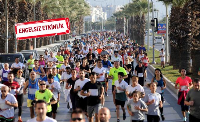 Karşıyaka, 10 Kasım'da Ata'dan Ana'ya koşacak