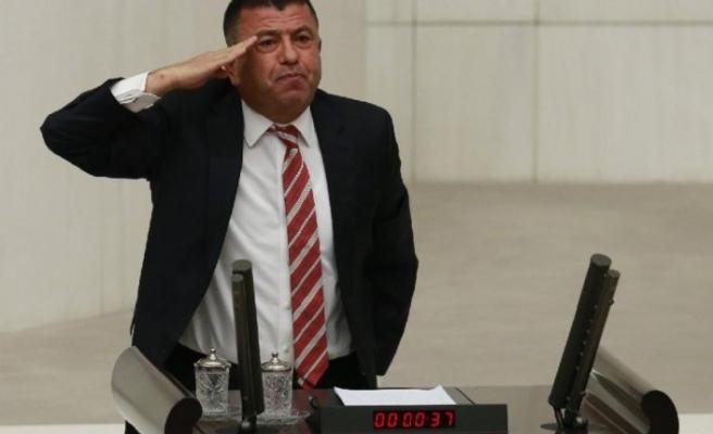 Meclis'te gergin anlar… Ağbaba'nın konuşması olay yarattı