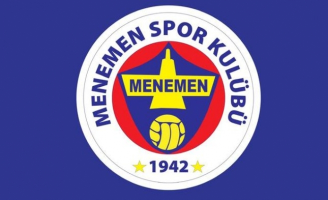 Menemenspor'da forvetler sustu
