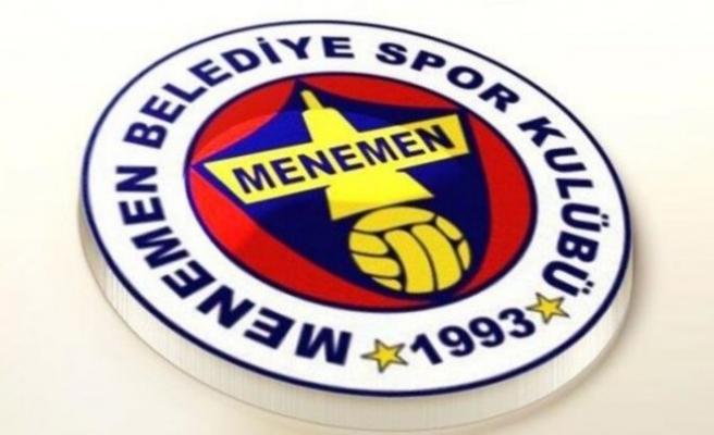 Menemenspor'da yabancılar kulübede