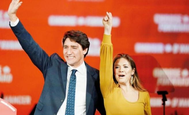 Trudeau tek başına iktidarı kaybetti