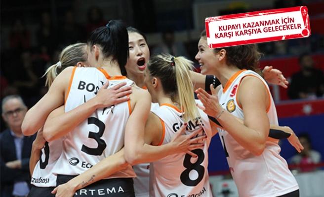 Voleybolda Şampiyonlar Kupası, İzmir'de sahibini buluyor