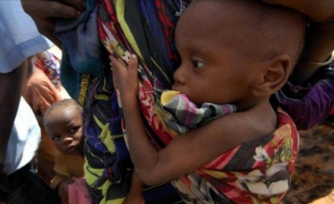 52 milyon Afrikalı açlıkla yüz yüze!