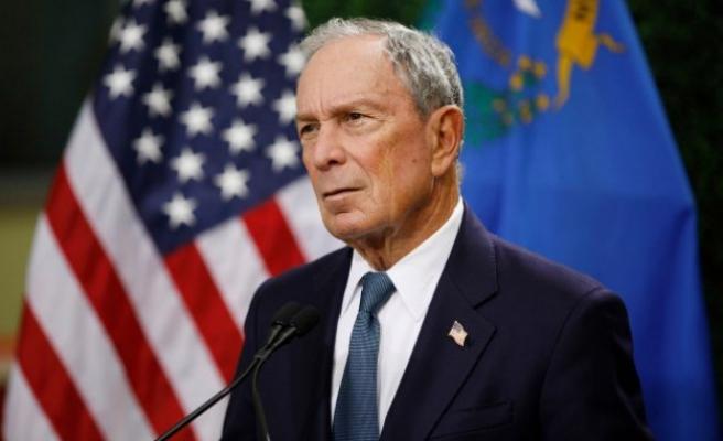 ABD'de başkanlık için Bloomberg şimdiden harekete geçti