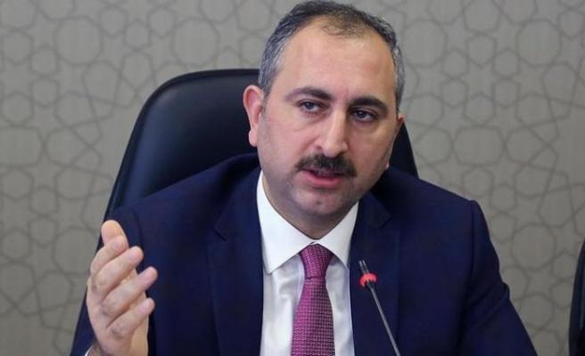 """Adalet BakanıGül'den """"ceza indirimi"""" açıklaması"""