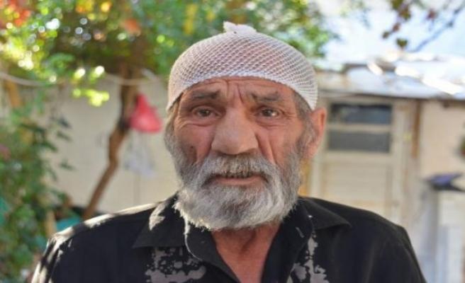 Adana'da 80'lik nine içkiyi fazla kaçırdı, kocasını bıçakladı!