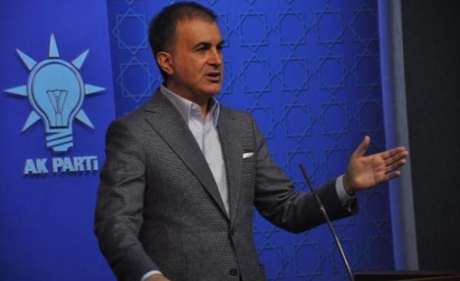 AK Parti Sözcüsü Ömer Çelik'ten EYT açıklaması