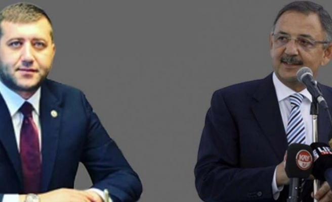 AKP ile MHP arasında OSB krizi