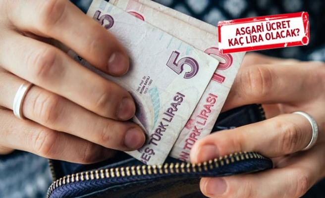 Asgari ücret maratonu 2 Aralık'ta başlıyor