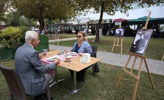 Atatürk'ün sevdiği yemekler Karşıyaka'da...