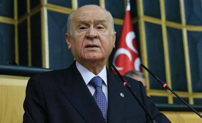 Bahçeli, Erdoğan'ın ABD'ye gitmesine karşı mı?