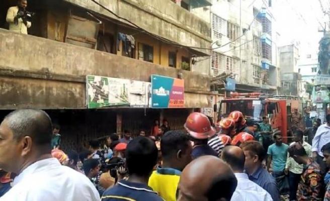Bangladeş'te boru hattında patlama!