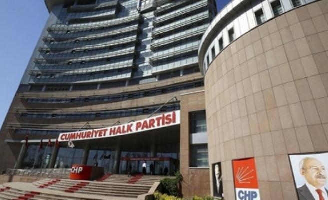 CHP'de iki isme 'tam yetki' verildi