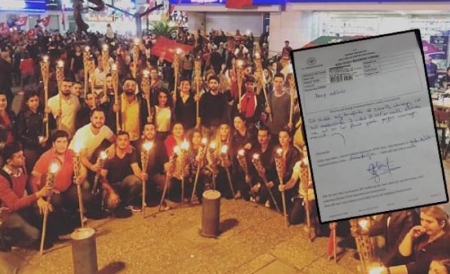 CHP Karşıyaka Gençlik Kolları'ndan açıklama: Küfür ve dayak yedik!