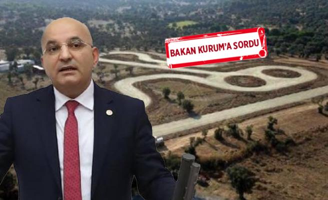 CHP'li Polat 'Go Kart kararı'nı Meclis'e taşıdı