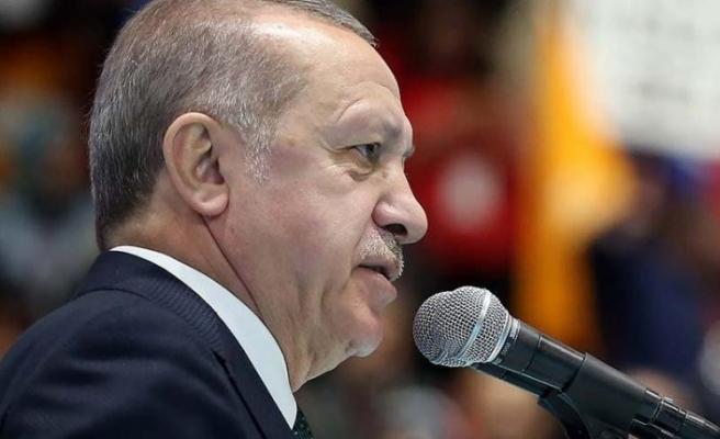 Erdoğan işsizliğin nedenini açıkladı