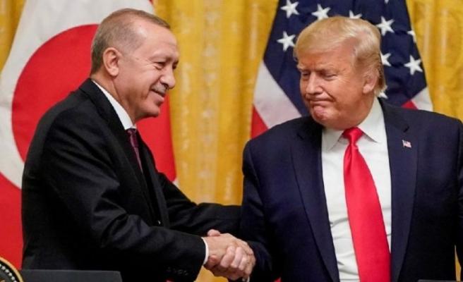 Erdoğan - Trump görüşmesi sona erdi
