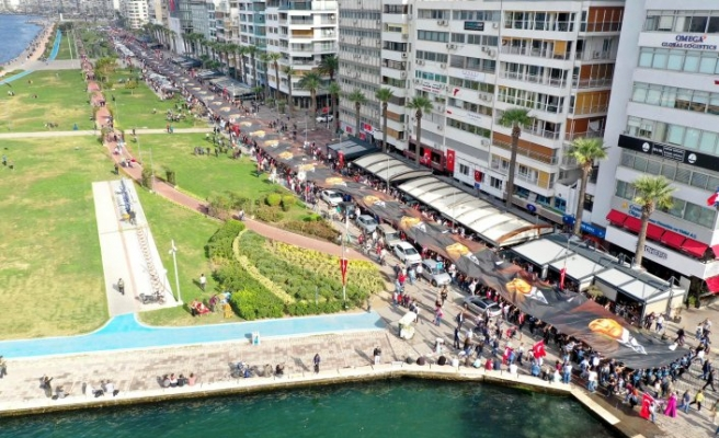 İzmir Ata için tek yürek