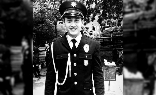 Kendini vuran polisin cenazesi memleketine gönderildi