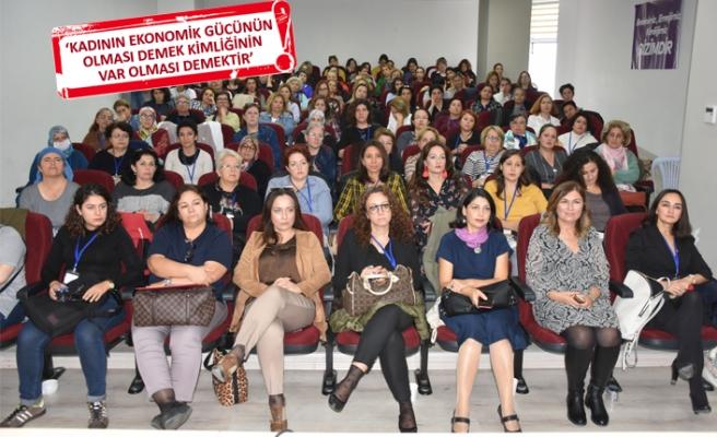 Menemen Belediyesi Kadın Emeği ve Kooperatifleşme Çalıştayı