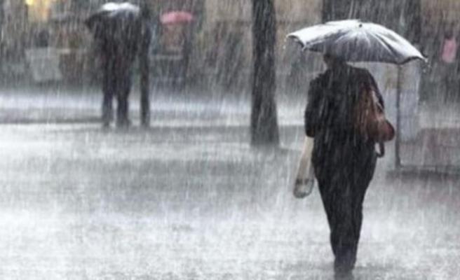 Meteorolojiden önemli uyarı! 6 kentte sağanak var!