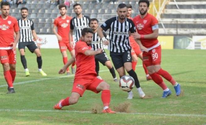 Nazilli Belediyespor: 4 - Nevşehir Belediyespor: 0